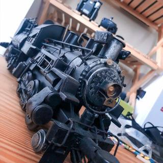 SLのブリキおもちゃ 汽車