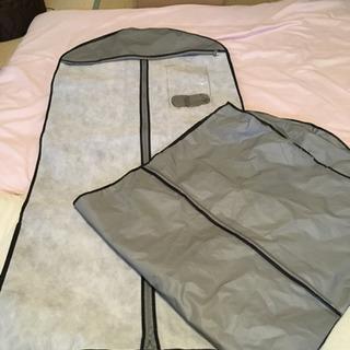 スーツカバー衣装カバー6点&おまけ2点付き