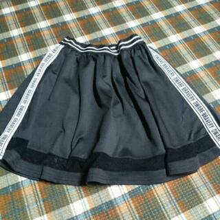 サイドラインスカート(160)
