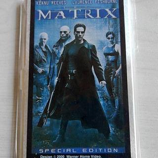 映画「MATRiX」名刺ケース