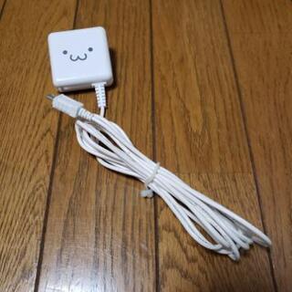 マイクロUSB充電器