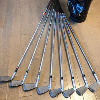 商談中》ゴルフを始めようかお迷いの方に、中古クラブセット!