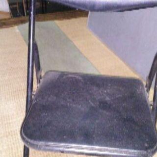 折り畳み椅子(中古)2