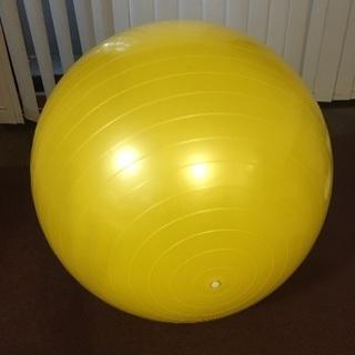 La-VIE ラヴィバランスボール 黄色イエロー65cm