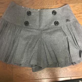 BURBERRY/キュロットスカート