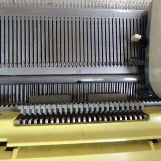 リッカーミシン 編機 RK-703型 ミシン パンチカード式 編み物 ニット 家電 中古品 宮城 − 宮城県