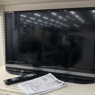 快適!ブルーレイレコーダー内蔵テレビ!