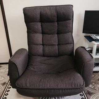 6段調整 リラックス回転座椅子