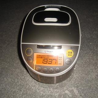 タイガー IH炊飯器 炊きたてJKT-V100 5.5合