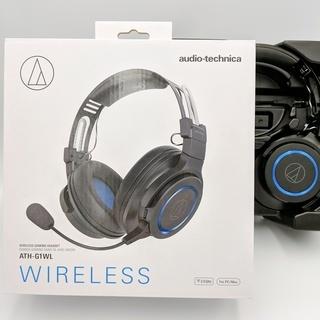 Audio-Technica ATH-G1WL ワイヤレス…