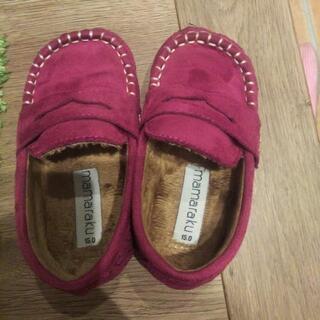 バースデーで買った靴