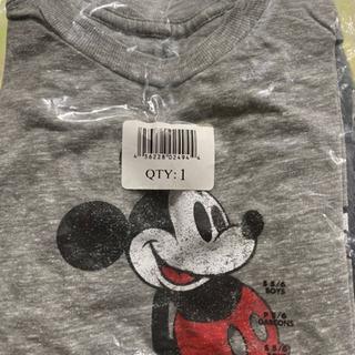 新品) ディズニー 半袖Tシャツ 5-6才