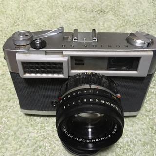 【ジャンク品】古いフィルム カメラ 3台