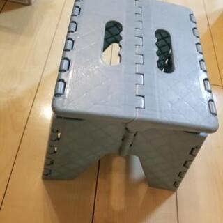 【お譲り先決定】折り畳み 椅子