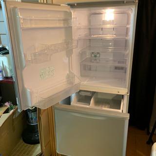 SHARP冷蔵冷凍庫