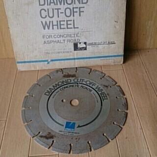 disco DAIMOND CUT-OFF WHEEL 12in...