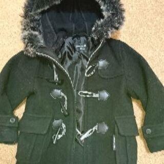 幼児 冬コート