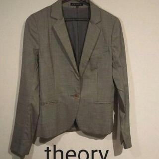 Theory(セオリー) ジャケット(サイズ0:グレンチェック)