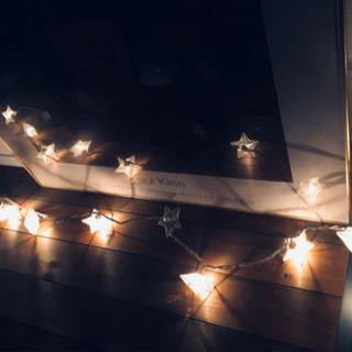 ハンプティダンプティ購入スターライト 星型ランプ 照明 インテリ...