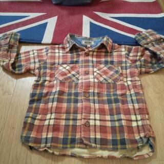 WASK  あったかシャツ  95cm