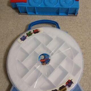 【お話し中】トーマスミニ&ケース - おもちゃ
