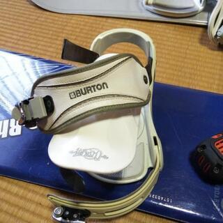 バートン スノーボードビンディング Sサイズ
