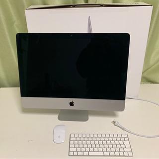 最新モデル 21.5インチiMac Retina 4Kディスプレイ