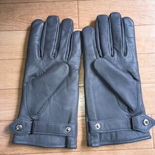 【未使用】メンズ本革手袋 Lサイズ