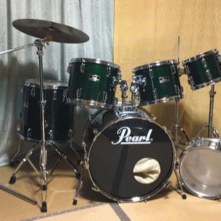 Pearl パール Drum ドラム セット