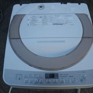 ■設置・配達します。■シャープ 7kg洗濯機 ES-KS7…