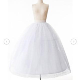 ☆美品☆ AIMER パニエ大 ドレスのボリューム出しに!