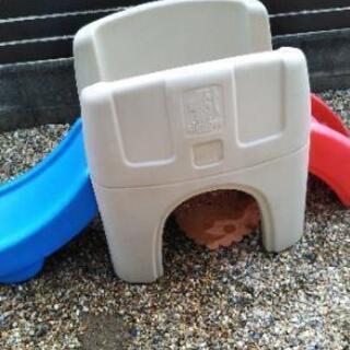 STEP 2 幼児用すべり台