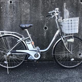 電動アシスト自転車パナソニック  差し上げます