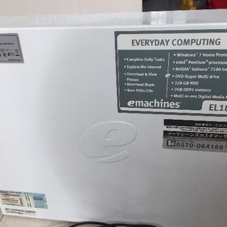 パソコンemachines ジャンク