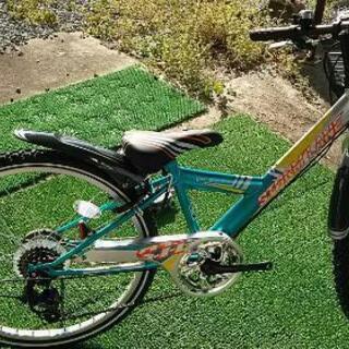 「決まりました❗」ブリヂストン 24インチ マウンテンバイク 未使用