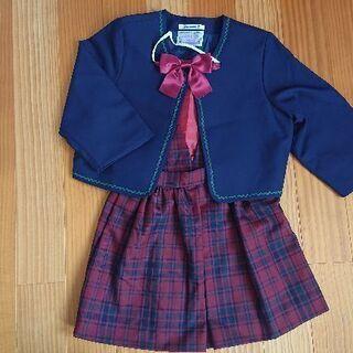 美品 桜ヶ丘中央幼稚園女児用制服