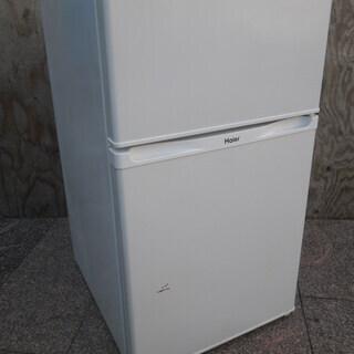 ■配達します。■ハイアール 小型 2ドア冷蔵庫 91L 2…