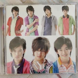 ジャニーズユニット NYC  Bi Shadow  CD DVD