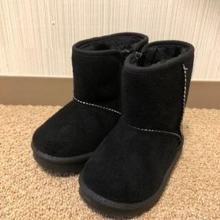 黒のブーツ cherokee 14cm