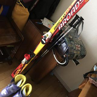スキーセット3年生くらい