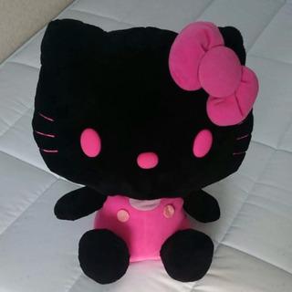 【超貴重品】【非売品】特大、ブラック キティー