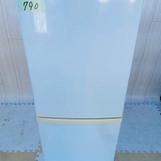 790番 Panasonic✨ノンフロン冷凍冷蔵庫❄️NR…