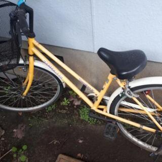 子ども用自転車24インチ