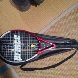 硬式テニスラケット 値下げしました!