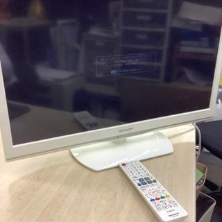 SHARP シャープ 液晶テレビ AQUOS LC-24K20 ...