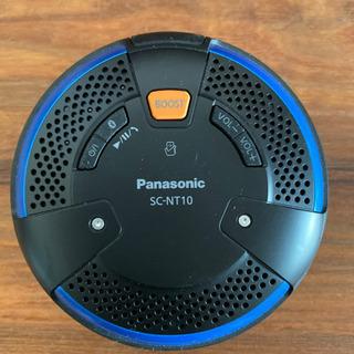 Panasonic SC-NT10 ワイヤレススピーカー Blu...