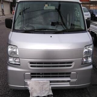 エブリィバン 切替式4WD H26年車(多少料金交渉あり)