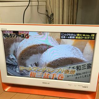 SONY ブラビア 液晶テレビ ジャンク