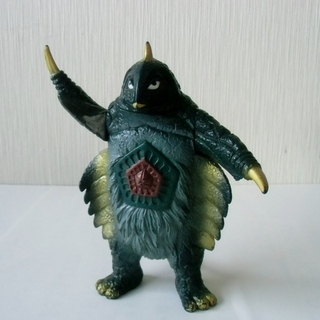 ◆バンダイ 『ベムスター ソフビ 1988 ウルトラ怪獣シリーズ...