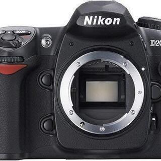 【全国発送】Nikon デジタル一眼レフカメラ D200 ボディ...